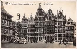 ANTWERPEN - Gilden Huizen (Groote Markt) - Antwerpen