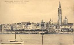 ANTWERPEN - Panorama Der Schelde - Antwerpen