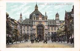 ANVERS - Gare & Avenue De Keyser - Antwerpen