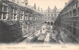 ANVERS - La Cour Du Musée Plantin - Antwerpen