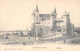 ANVERS - Le Musée Du Steen - Antwerpen