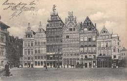 ANVERS - Maisons Des Corporations - Antwerpen