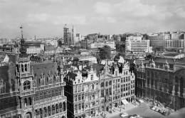 BRUXELLES - Coin De La Grand'Place - Places, Squares