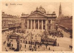 CPM - BRUXELLES - La Bourse - Monuments, édifices