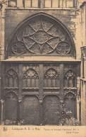 Collégiale N.D. à HUY - Pignon Du Transept Méridional XIV S. - Huy