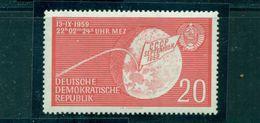 Mondflug Nr.721 PF I Postfrisch ** Geprüft - Errors And Oddities
