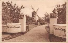 """KNOCKE-ZOUTE - """"Le Vieux Moulin"""" - """"Oude Molen"""" - Knokke"""