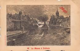 La Meuse à DOLHAIN - Limburg