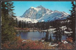 California, High Sierra Country, Mailed - Yosemite