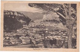 446 TAGLIACOZZO L'AQUILA PANORAMA 1952 - L'Aquila