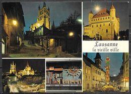 Switzerland, Lausanne, Vaud, Multiview, Unused - VD Vaud