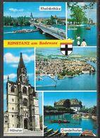 Switzerland, Konstanz Am Bodensee, Multiview, Unused - TG Thurgovia