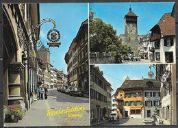 Switzerland, Rheinfelden, (AG), Multiview, Unused - AG Argovia