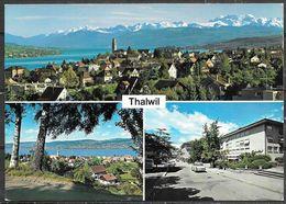 Switzerland, Thawil, Multiview, Unused - ZH Zurich