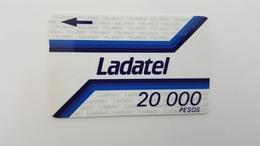 MÉXICO - GPT - LADATEL 20 000 - RARE - Mexico