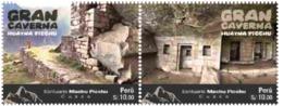 Peru 2018 Huayna Picchu Mountain Big Cave - Archaeology