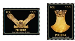 Peru 2018 Archeology Sipan Jewels - Archaeology