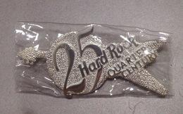 Hard Rock Cafe STAFF Silver PIN : 25th Anniversary Of HRC Bangkok Thailand / 02 Photo - Music