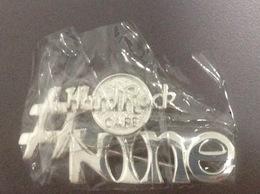 Hard Rock Cafe STAFF Silver PIN : 9th Anniversary Of HRC Bangkok Thailand / 02 Photo - Music