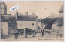 MONT-LES-NEUFCHATEAU- VUE DU CENTRE - France