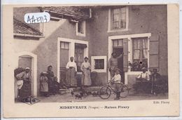MIDREVAUX- MAISON FLEURY - France