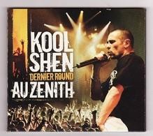 DVD Et Cd KOOL SHEN Dernier Ruond AU ZENITH  Etat: TTB Port 110 Gr - Concert & Music