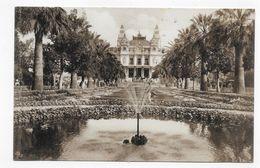(RECTO / VERSO) MONTE CARLO EN 1907 - N° 959 - LE CASINO - CACHET ET TIMBRE DE MONACO - CPA VOYAGEE - Spielbank
