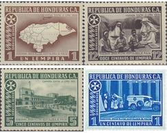 Ref. 579142 * HINGED * - HONDURAS. 1965. FIGHT AGAINST LEPROSY . LUCHA CONTRA LA LEPRA - Honduras