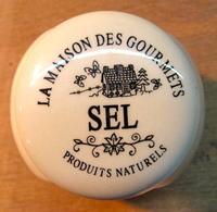 POT VIDE LA MAISON DES GOURMETS SEL PRODUITS NATURELS / COLLECTION CONTRY CASA - Otros