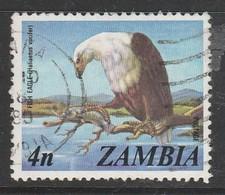 Zambia 1975 Local Motifs  SW: 144 O Used - Zambia (1965-...)