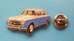 1 PIN'S  //   ** PEUGEOT ** 403 ** . (Démons & Merveilles) - Peugeot