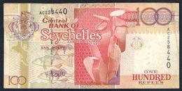 Seychelles - 100 Rupees 1998 - P39 - Seychelles