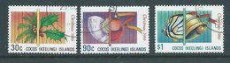 Cocos Keeling Island 1986 Christmas Marine Flora & Fauna Theme FU - Cocos (Keeling) Islands