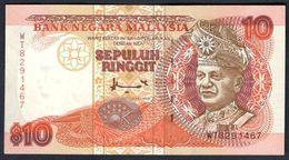 Malaysia - 10 Ringgit 1995 - P37 - Malaysia