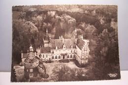 LA SALLE   ---    Vue Aérienne Du  Chateau - ( Pas De Reflet Sur L'original ) - France