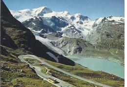Sustenstrasse - Verbindung  Kanton Uri Und Bern -  **AK93668** - UR Uri