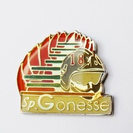 Pin's Sapeurs Pompiers Gonesse - Badges