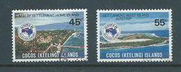 Cocos Keeling Island 1984 Ausipex Set 2 FU Airstrip - Cocos (Keeling) Islands
