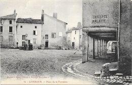 LIVERDUN: PLACE DE LA FONTAINE - Liverdun