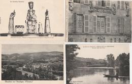 18 / 1 / 240  -    LOT  DE 20  CP  DE  BEAULIEU  SUR  DORDOGNE  ( 19 ) Toutes Scanées - Cartes Postales