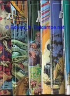 No PAYPAL !! : Schultz Chroniques L'ère Du Xénozoïque 1 à 6 BD Série Pin Up Dinosaure Éo ©.1989/1993 Comics Special Usa - Editions Originales (langue Française)