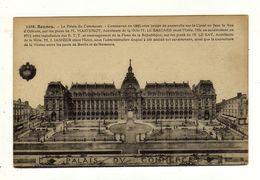 Cpa N° 1288 RENNES Le Palais Du Commerce - Rennes