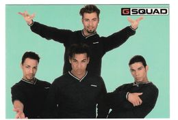 G SQUAD GERALD Carte Postale N° 9712C - Entertainers