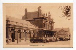 - CPA BERCK-PLAGE (62) - La Gare - Edition Fauchois N° 1 - - Berck