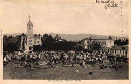 TUNISIE - ENFIDAVILLE - PLACE DU MARCHE - Tunisie