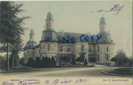Horion : Le Chateau  ( 1908 ) - Belgique