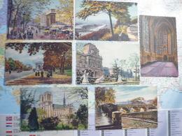 7 Cartes Paris En Flanant - France