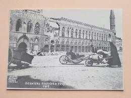 Derniers FUGITIFS A Ypres / In Flanders Fields Museum ( Copy De Antoni D'Ypres 1915 - AVM ) Anno 19?? ( Zie Foto ) ! - Ieper