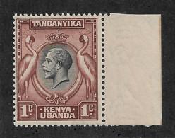 Kenya Uganda Tanganyika 1935,KGV,1c,Sc 46,VF MNH** - Kenya, Uganda & Tanganyika