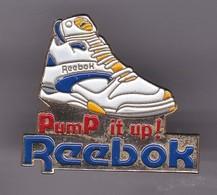Pin's  MARQUE REEBOK - Trademarks